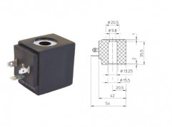 Magnetspule BDA-BDV